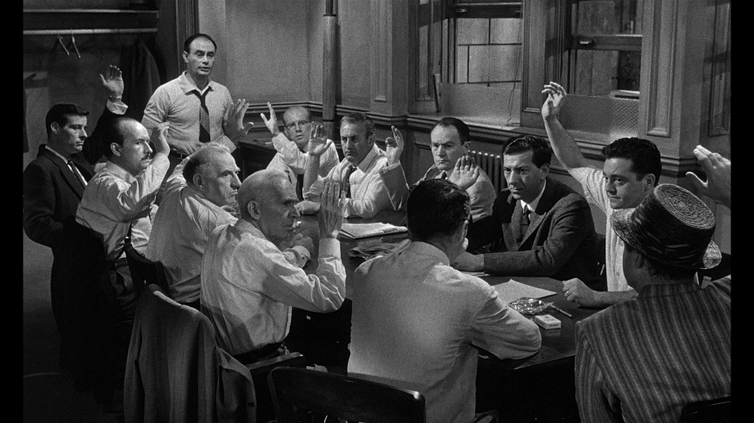 12 Angry Men Ms Morris Buford High School